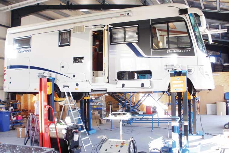 Werkstatt Caravaning Degmayr